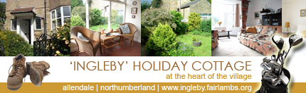 Ingelby Holiday Cottage